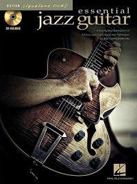 Essential Jazz Guitar [With CD (Audio)]