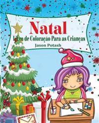 Natal Livro de Colora  o Para as Crian as