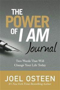 Power Of I Am Journal