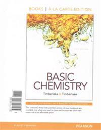 Basic Chemistry, Books a la Carte Plus Mastering Chemistry with Pearson Etext -- Access Card Package