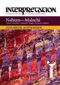 Nahum-Malachi