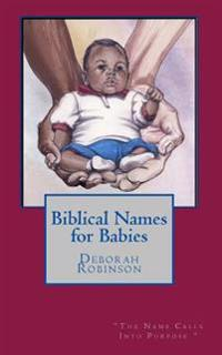 Biblical Names for Babies