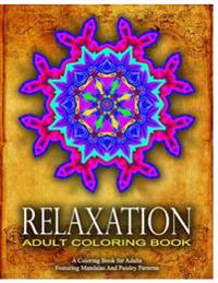 Relaxation Adult Coloring Book, Volume 11: Women Coloring Books for Adults