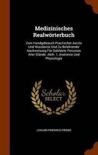 Medizinisches Realworterbuch