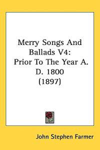 Merry Songs and Ballads