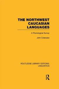 The Northwest Caucasian Languages
