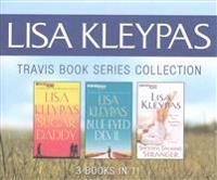 Lisa Kleypas - Travis Book Series Collection: Book 1 & Book 2 & Book 3: Sugar Daddy, Blue-Eyed Devil, Smooth Talking Stranger
