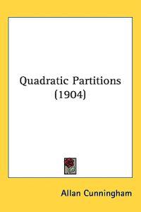 Quadratic Partitions