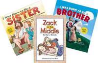 Sibling Book Set