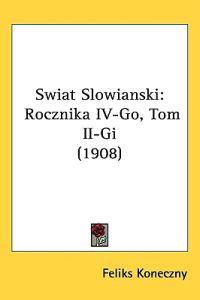 Swiat Slowianski
