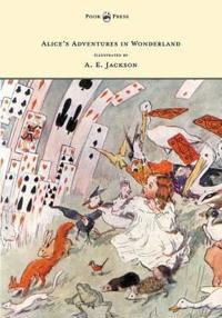 Alice's Adventures in Wonderland - Illustrated by H. Robinson