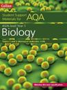 Collins Student Support Materials for Aqa - A Level/As Biology Support Materials Year 1, Topics 1 and 2: Biological Materials, Cells