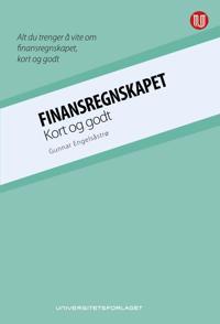 Finansregnskapet; kort og godt - Gunnar Engelsåstrø | Ridgeroadrun.org