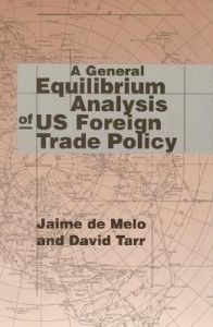 A General Equilibrium Analysis of Us Foreign Trade Policy