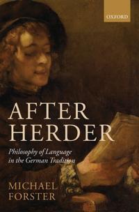 After Herder