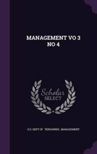 Management Vo 3 No 4