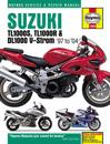 "Haynes Suzuki TL1000S, TL1000R & DL1000 V-Strom '97 to '04 Serveic & Repair ""ManualRepair Manual"