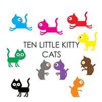 Ten Little Kitty Cats