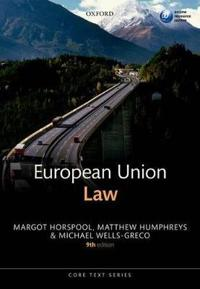 European Union Law, 9th Ed.
