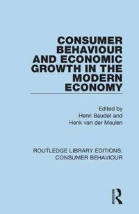 Consumer Behaviour and Economic Growth in the Modern Economy