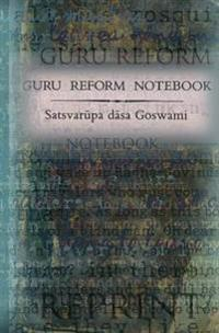 Guru Reform Notebook