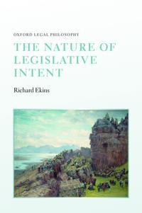 Nature of Legislative Intent Olph: Ncs P