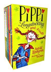Pippi Longstocking and Friends Collection