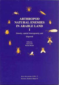 Arthropod Natural Enemies 1: Density, Spatial Heterogeneity and Dispersal