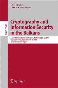 Cryptography and Information Security in the Balkans