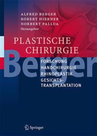 Plastische Chirurgie: Forschung, Handchirurgie, Rhinoplastik, Gesichtstransplantation
