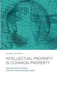 Intellectual Property Is Common Property