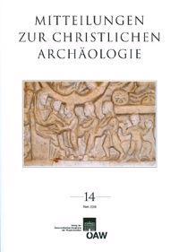 Mitteilungen Zur Christlichen Archaologie