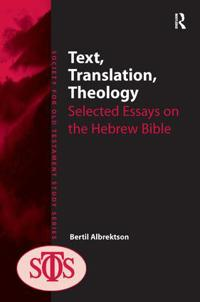 Text, Translation, Theology