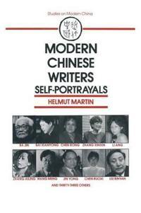 Modern Chinese Writers: Self-portrayals