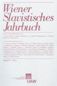 Wiener Slavistisches Jahrbuch 57/2011
