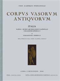 Corpus Vasorum Antiquorum Italia, 78: Napoli, Museo Nazionale. Collezione Spinelli 3. Fasc. LXXVI