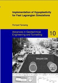 Implementation of Hypoplasticity for Fast Lagrangian Simulations