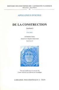 De la construction (syntaxe)
