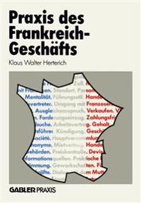 Praxis Des Frankreich-Geschafts