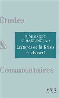 Lectures de La Krisis de Husserl