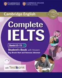 Complete IELTS Bands 6.5 - 7.5 With Answers