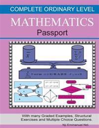 Complete Ordinary Level Mathematics Passport