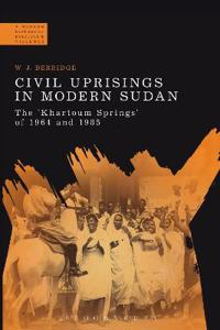 Civil Uprisings in Modern Sudan