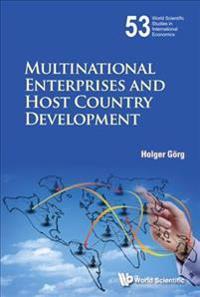 Multinational Enterprises and Host Country Development