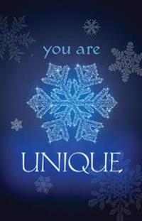 You Are Unique (Pack of 25)