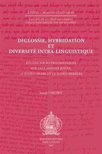 Diglossie, Hybridation Et Diversite Intra-Linguistique: Etudes Socio-Pragmatiques Sur Les Langues Juives, Le Judeo-Arabe Et Le Judeo-Berbere