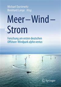 Meer - Wind - Strom: Forschung Am Ersten Deutschen Offshore-Windpark Alpha Ventus