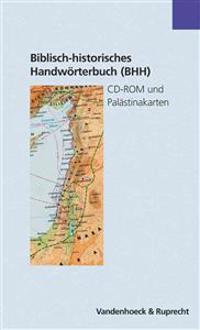 Biblisch-Historisches Handworterbuch (Bhh): CD-ROM Und Palastinakarten