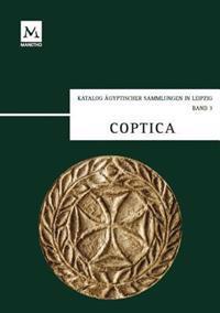 Coptica: Koptische Ostraka Und Papyri, Koptische Und Griechische Grabstelen Aus Agypten Und Nubien, Spatantike Bauplastik, Text