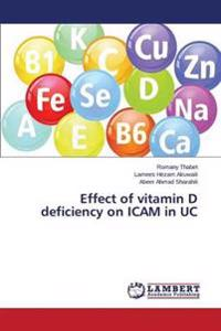 Effect of Vitamin D Deficiency on Icam in Uc